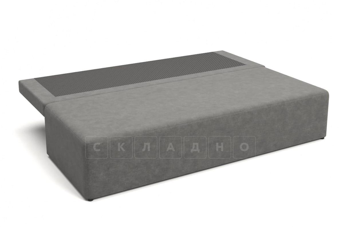 Диван еврокнижка Нексус серый фото 4 | интернет-магазин Складно