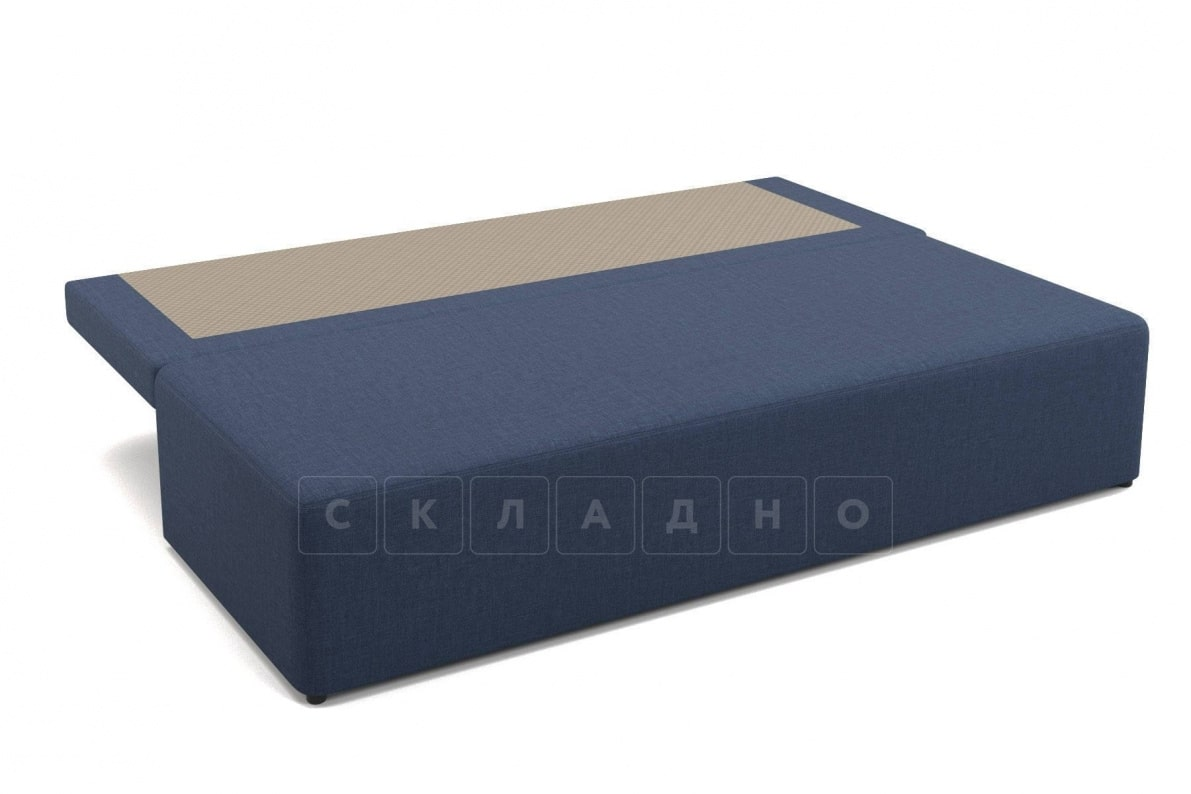 Диван еврокнижка Нексус темно-синий фото 3 | интернет-магазин Складно