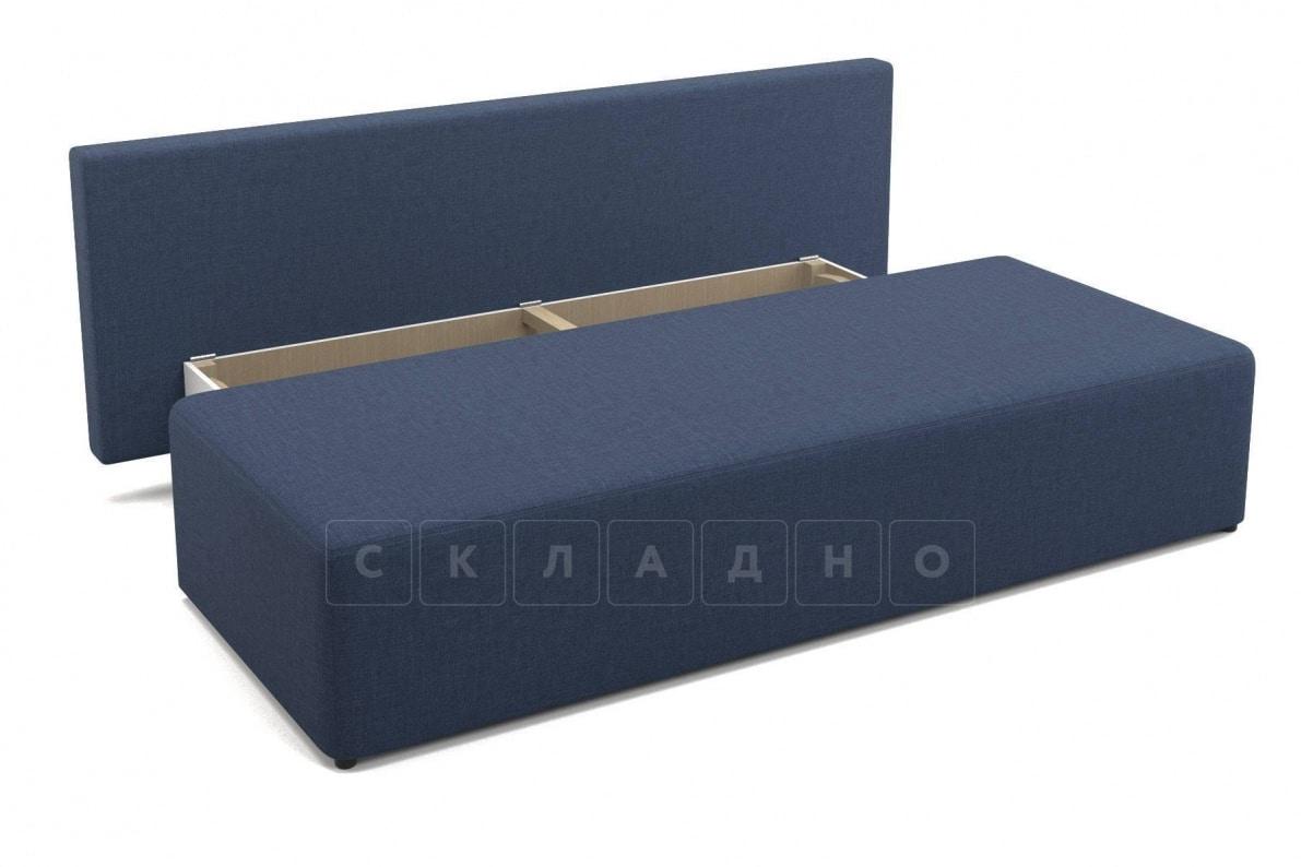 Диван еврокнижка Нексус темно-синий фото 4 | интернет-магазин Складно
