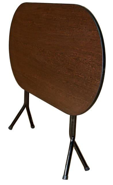 Складной стол Ривьера овальный 120 х 80 см. фото 2 | интернет-магазин Складно
