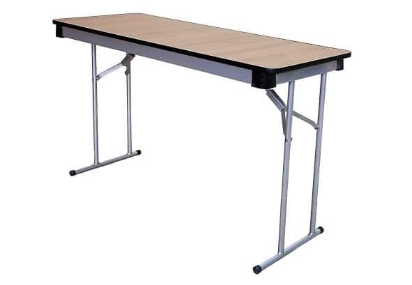 Складной стол Парта прямоугольный 180 х 60 см. фото 1 | интернет-магазин Складно