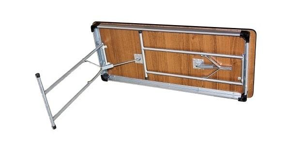 Складной стол Парта прямоугольный 180 х 60 см. фото 2 | интернет-магазин Складно