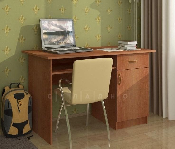 Письменный стол ПС-01 с дверцей и ящиком фото 6 | интернет-магазин Складно