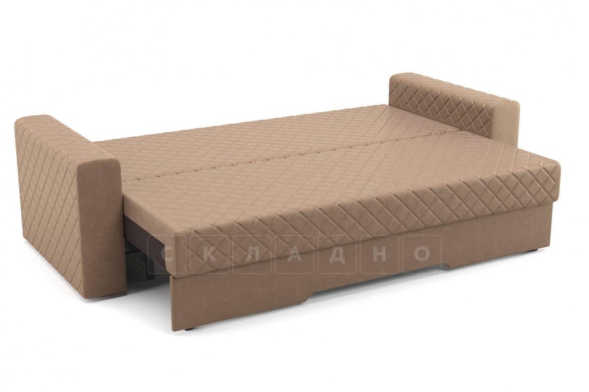 Диван Престиж коричневый фото 4 | интернет-магазин Складно