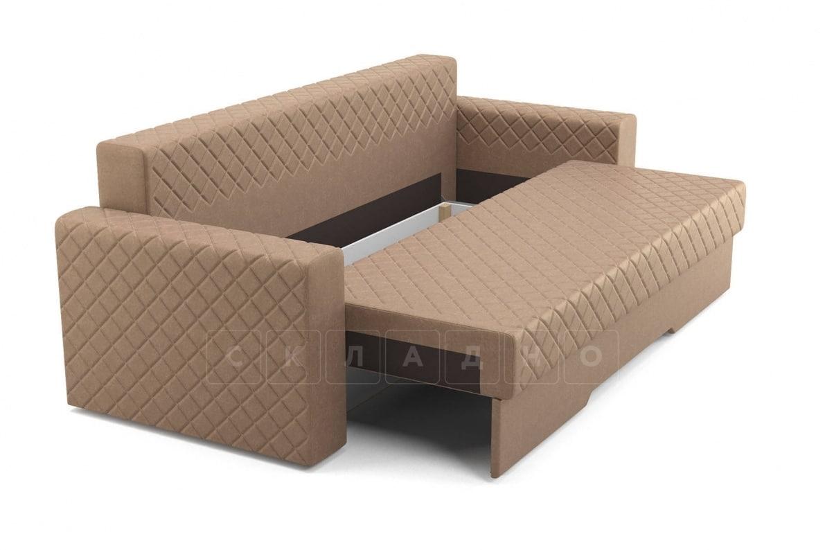 Диван Престиж коричневый фото 6 | интернет-магазин Складно