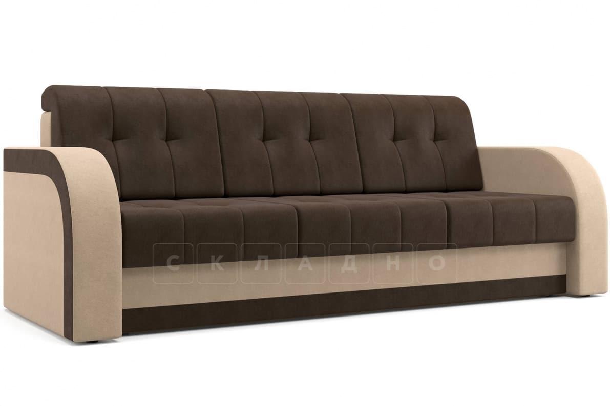 Диван Риккардо коричневый фото 1   интернет-магазин Складно