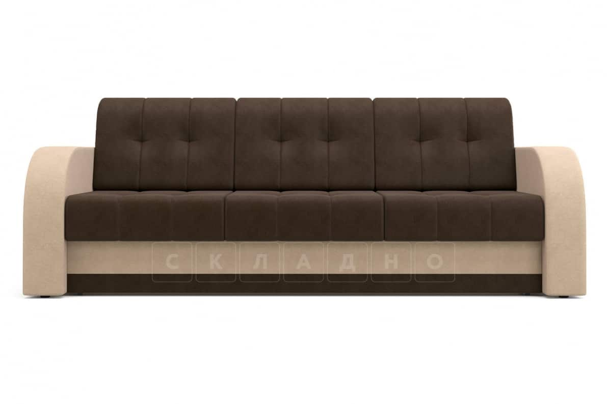 Диван Риккардо коричневый фото 2   интернет-магазин Складно