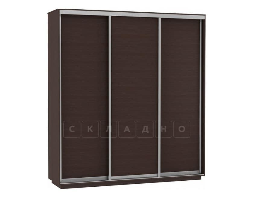 Шкаф-купе Элемент трио 210 см фото 2 | интернет-магазин Складно