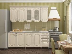 Кухонный гарнитур Скарлетт 2,0 м  21360  рублей, фото 1 | интернет-магазин Складно