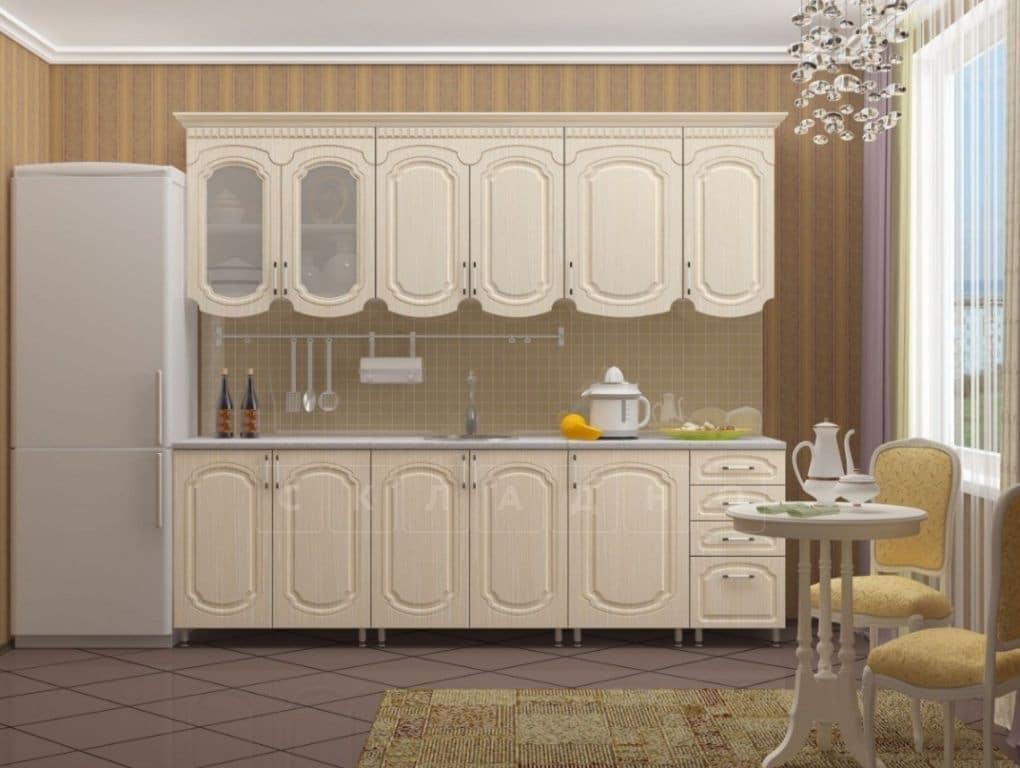 Кухонный гарнитур Скарлетт 2,5 м фото 1 | интернет-магазин Складно