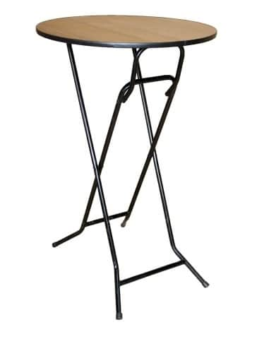Складной стол Ривьера барный 80 х 80 см. фото 1 | интернет-магазин Складно