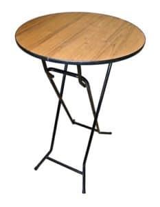 Складной стол Ривьера барный 80 х 80 см. 3990 рублей, фото 5 | интернет-магазин Складно