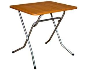 Складной стол Ривьера квадратный 70 х 70 см.  1930  рублей, фото 1 | интернет-магазин Складно