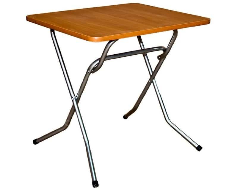 Складной стол Ривьера квадратный 80 х 80 см. фото 1 | интернет-магазин Складно
