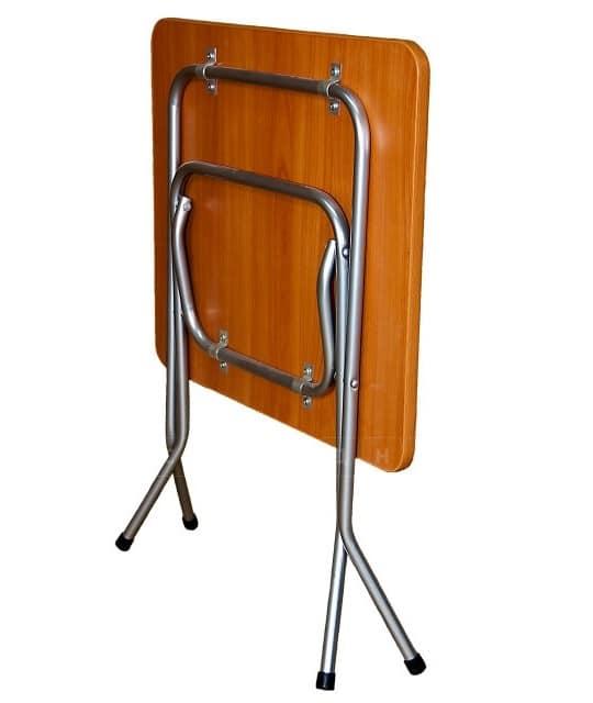 Складной стол Ривьера квадратный 70 х 70 см. фото 2 | интернет-магазин Складно