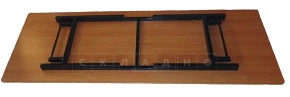 Складной стол Тамада квадратный 120 х 120 см. фото 3 | интернет-магазин Складно