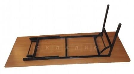 Складной стол Тамада квадратный 100 х 100 см. фото 4 | интернет-магазин Складно
