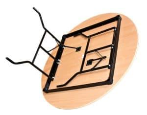 Складной стол Дельта круглый 130 х 130 см. 6040 рублей, фото 2 | интернет-магазин Складно
