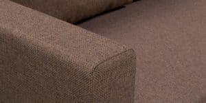 Угловой диван Турин коричневый 19790 рублей, фото 7 | интернет-магазин Складно