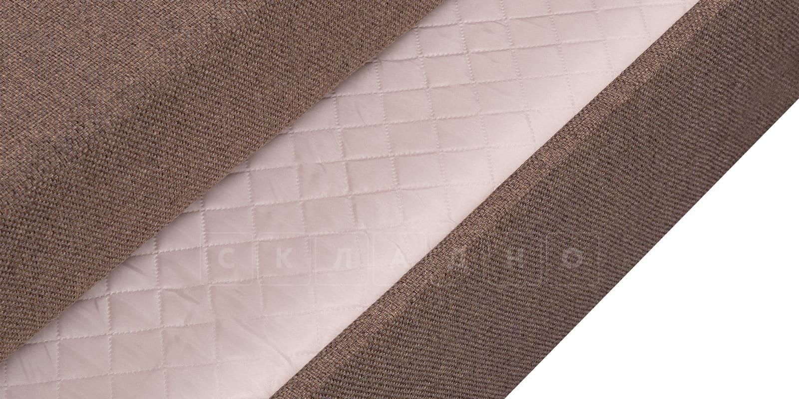 Угловой диван Турин коричневый фото 8 | интернет-магазин Складно