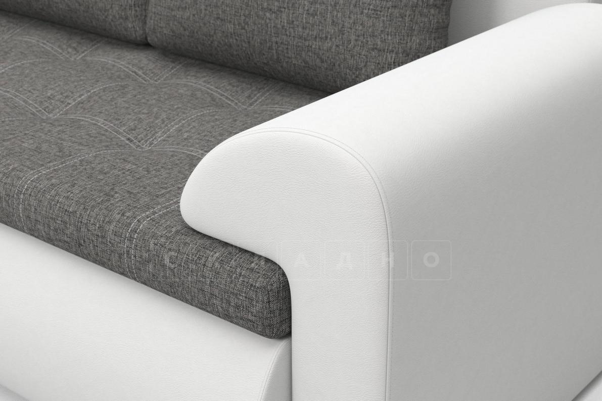 Угловой диван Цезарь белый левый фото 3   интернет-магазин Складно