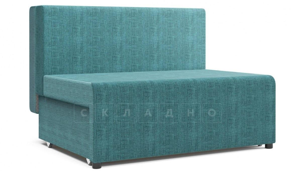 Детский диван Умка велюр бирюзовый фото 1 | интернет-магазин Складно