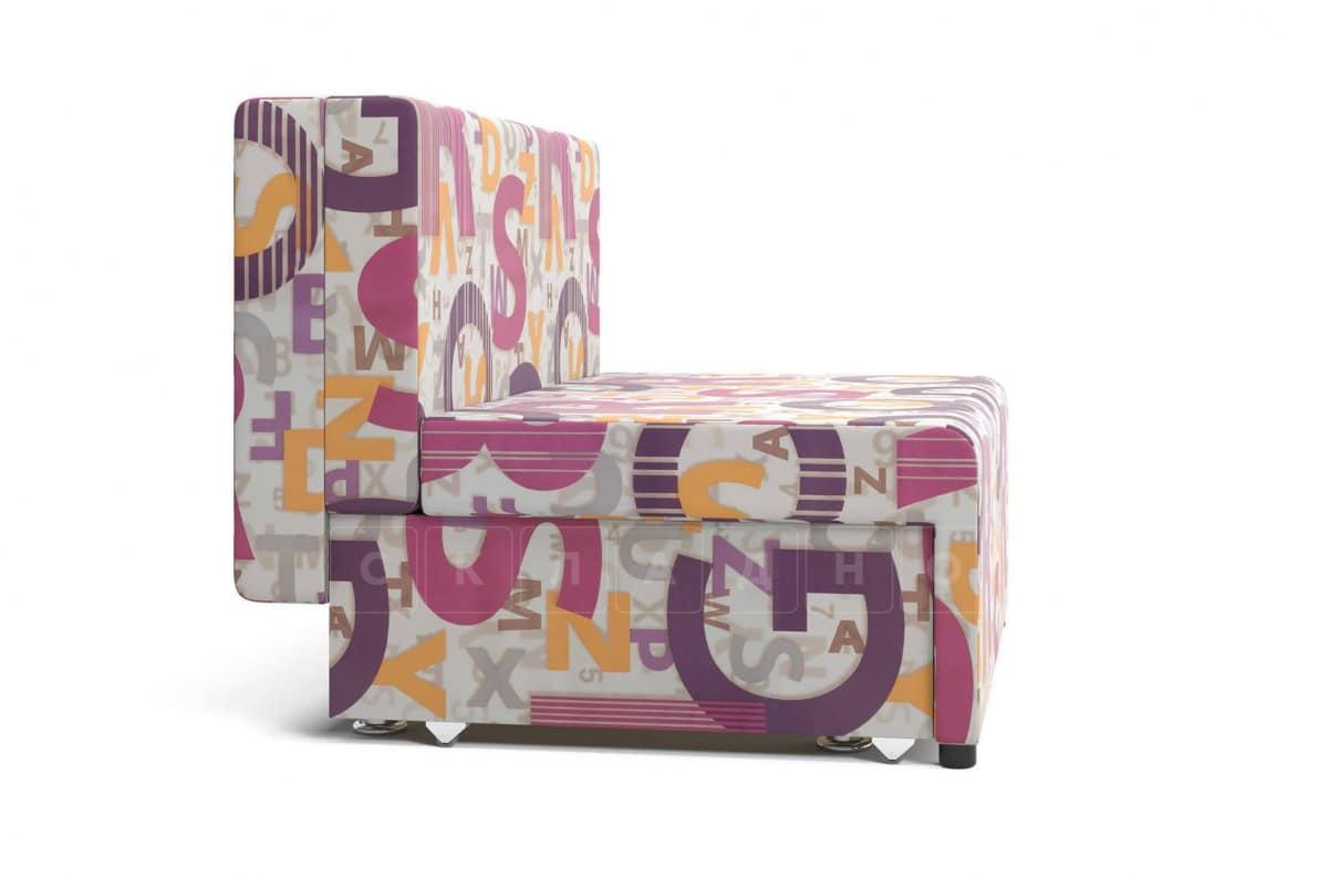 Детский диван Умка микровелюр розовый фото 4 | интернет-магазин Складно