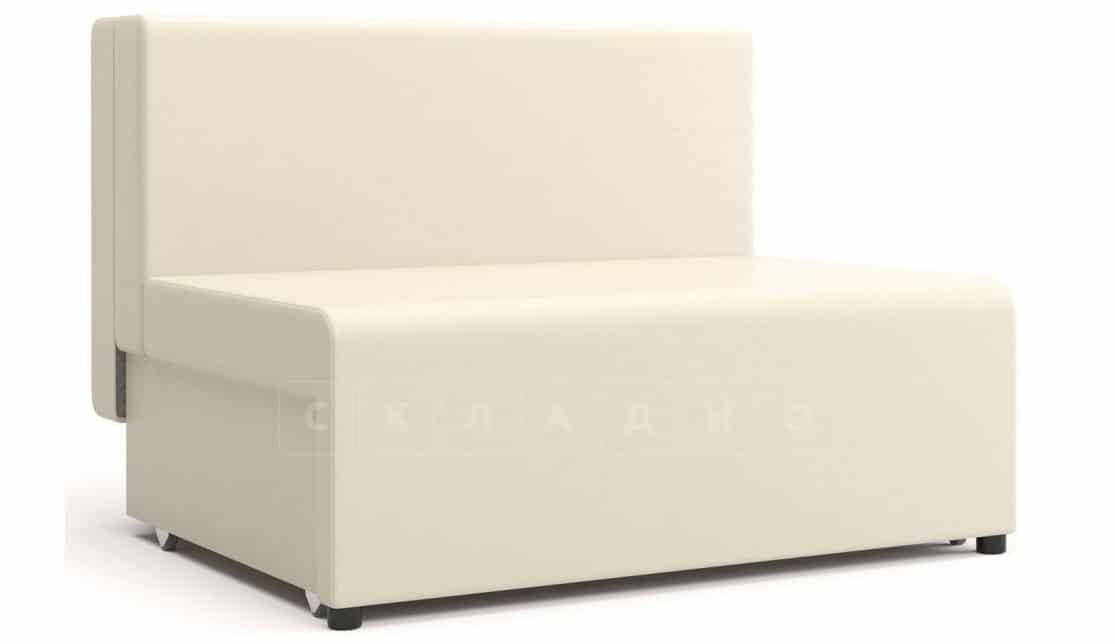 Детский диван Умка экокожа молочный фото 1 | интернет-магазин Складно