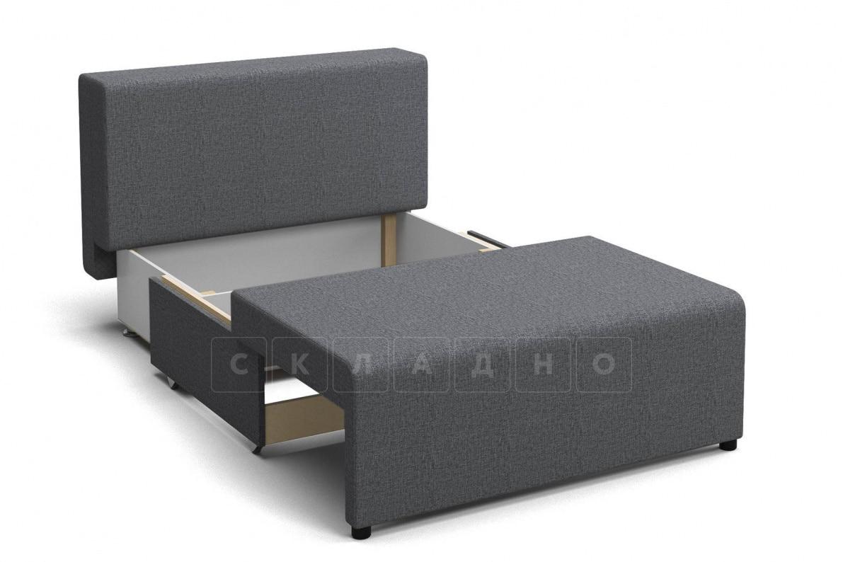Детский диван Умка рогожка серый фото 3 | интернет-магазин Складно
