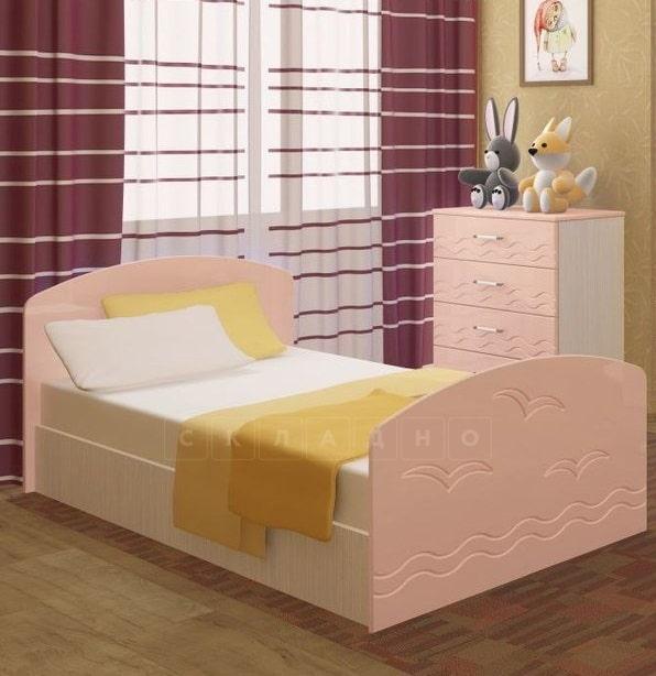 Детская кровать Юниор-2 фото 5 | интернет-магазин Складно