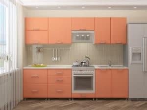 Кухонный гарнитур Шарлотта 2,6 м белый 29930 рублей, фото 2 | интернет-магазин Складно