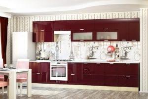 Кухонный гарнитур Шарлотта 3,6 м  48540  рублей, фото 1 | интернет-магазин Складно