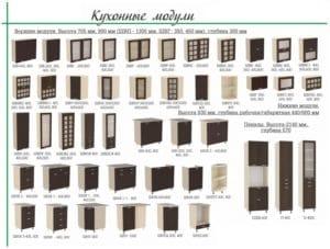 Кухонный гарнитур Лофт 2,4 м 30220 рублей, фото 3 | интернет-магазин Складно
