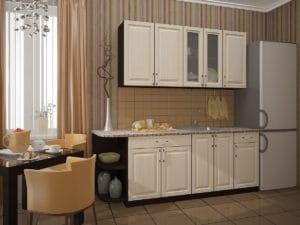 Кухонный гарнитур Венеция 2,1м фото | интернет-магазин Складно