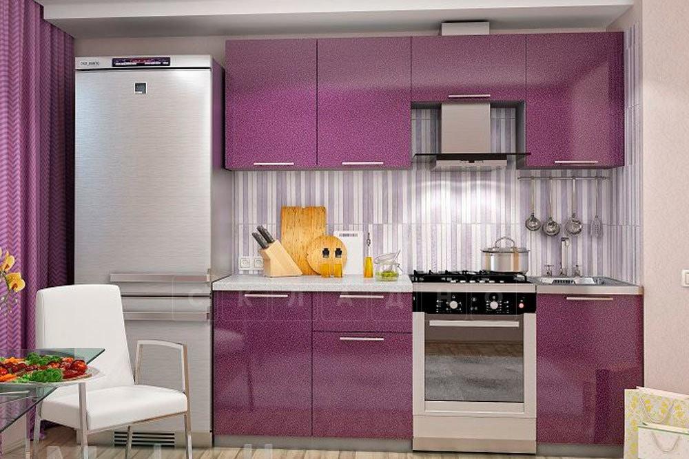 Кухонный гарнитур Шарлотта гламур 2,1м фото 1 | интернет-магазин Складно