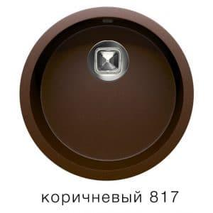 Кухонная мойка TOLERO R-104 кварцевая круглая 4900 рублей, фото 5 | интернет-магазин Складно