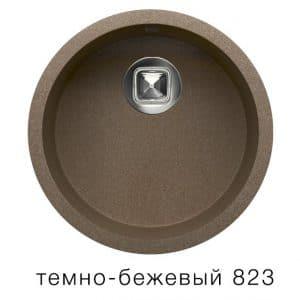 Кухонная мойка TOLERO R-104 кварцевая круглая 4900 рублей, фото 6 | интернет-магазин Складно