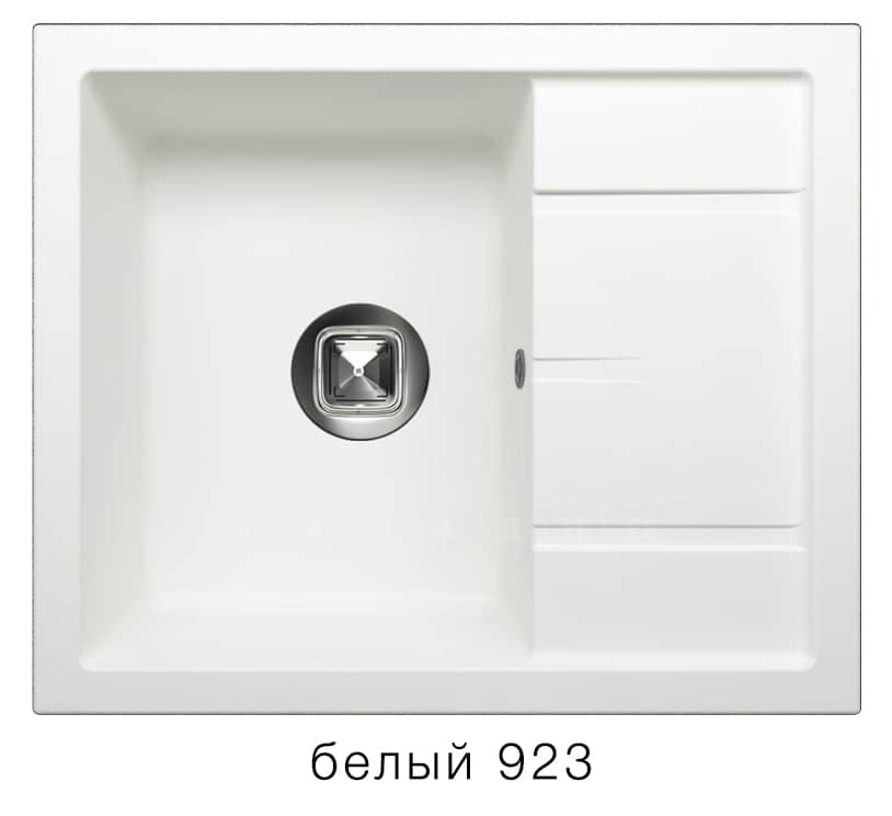 Кухонная мойка TOLERO R-107 кварцевая фото 8   интернет-магазин Складно