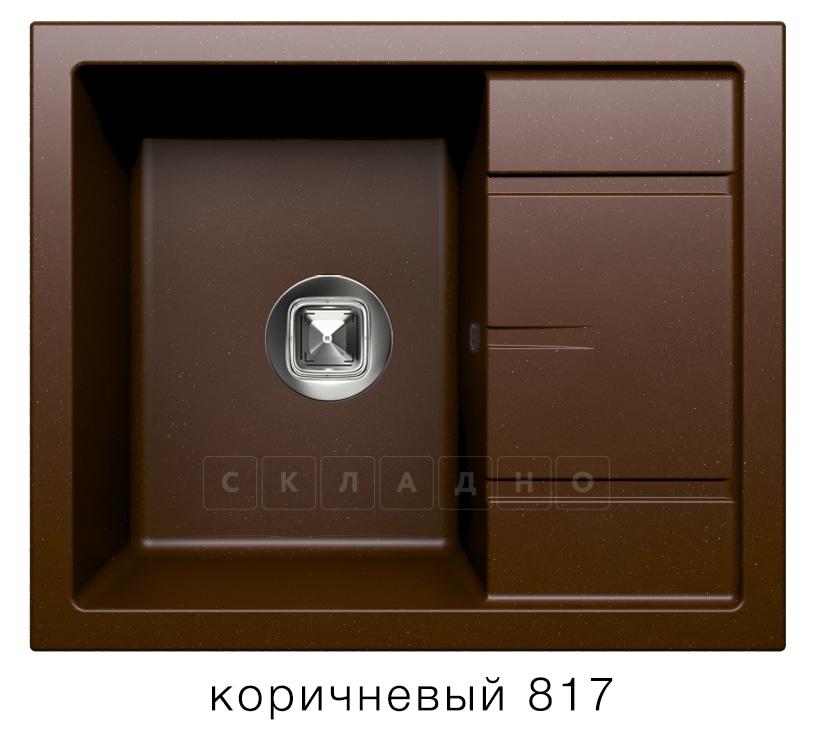 Кухонная мойка TOLERO R-107 кварцевая фото 5   интернет-магазин Складно