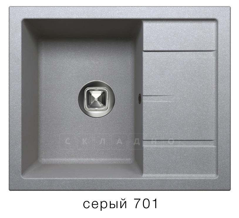 Кухонная мойка TOLERO R-107 кварцевая фото 4   интернет-магазин Складно