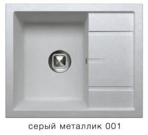 Кухонная мойка TOLERO R-107 кварцевая 7900 рублей, фото 2   интернет-магазин Складно