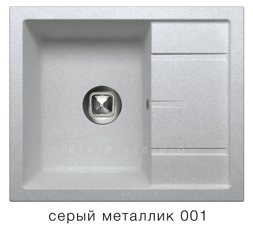 Кухонная мойка TOLERO R-107 кварцевая фото 2   интернет-магазин Складно