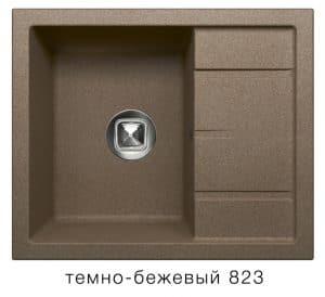 Кухонная мойка TOLERO R-107 кварцевая 7900 рублей, фото 6   интернет-магазин Складно