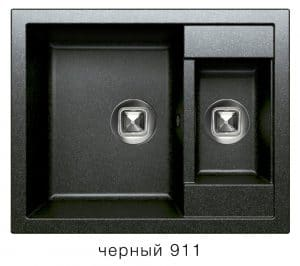 Кухонная мойка TOLERO R-109 кварцевая 62х50 см две чаши 8900 рублей, фото 7   интернет-магазин Складно