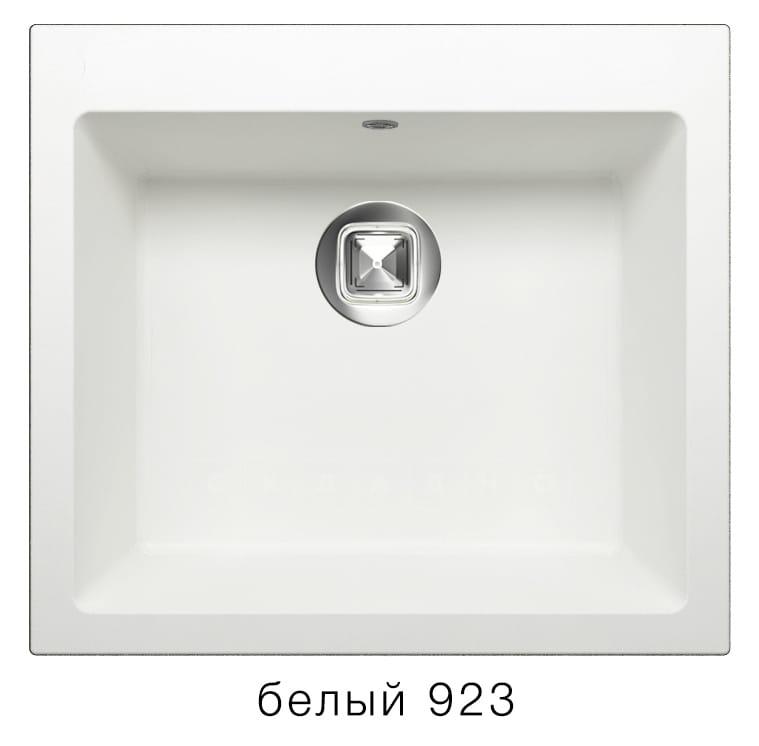Кухонная мойка TOLERO R-111 кварцевая фото 8 | интернет-магазин Складно