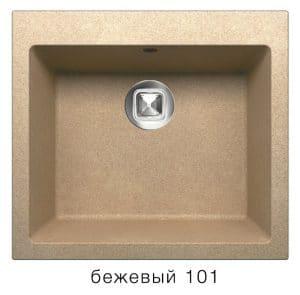 Кухонная мойка TOLERO R-111 кварцевая  8400  рублей, фото 1 | интернет-магазин Складно
