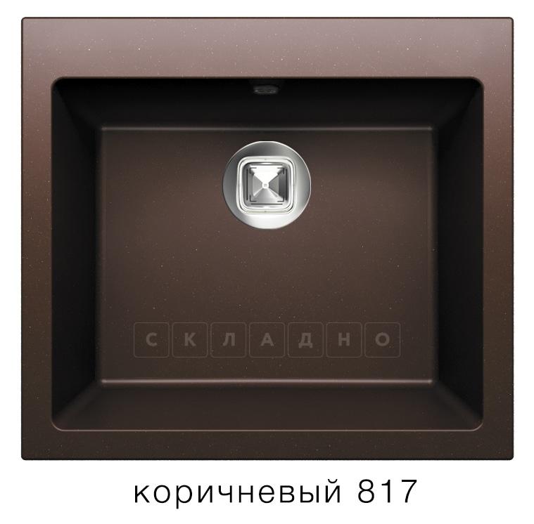 Кухонная мойка TOLERO R-111 кварцевая фото 5 | интернет-магазин Складно