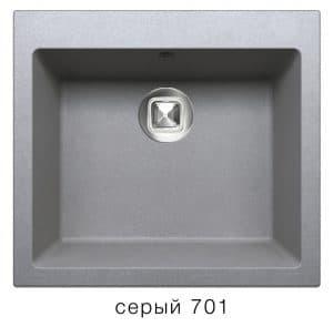 Кухонная мойка TOLERO R-111 кварцевая 8400 рублей, фото 4 | интернет-магазин Складно
