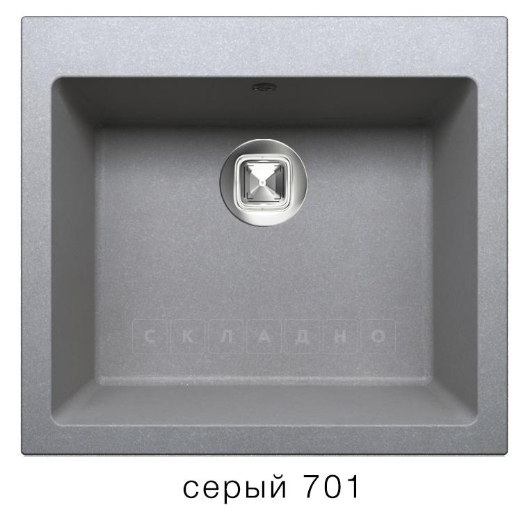 Кухонная мойка TOLERO R-111 кварцевая фото 4 | интернет-магазин Складно