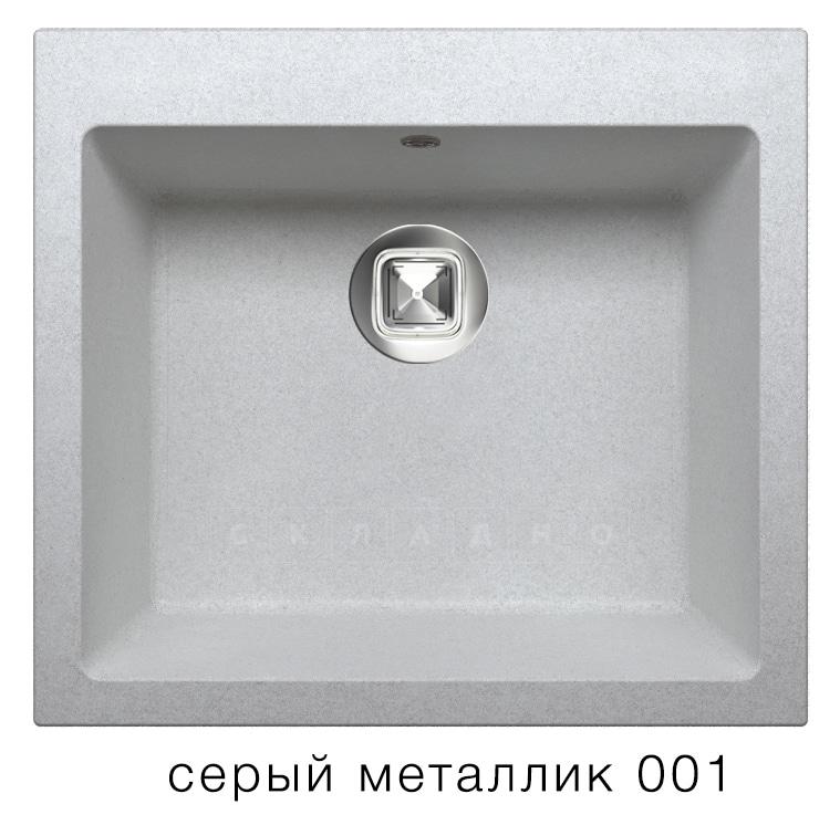 Кухонная мойка TOLERO R-111 кварцевая фото 2 | интернет-магазин Складно